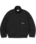 디스이즈네버댓(THISISNEVERTHAT) Sportsman Jacket Black