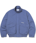 디스이즈네버댓(THISISNEVERTHAT) Sportsman Jacket Blue