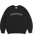 디스이즈네버댓(THISISNEVERTHAT) ARC-Logo Crewneck Black