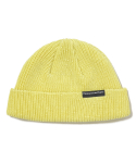 디스이즈네버댓(THISISNEVERTHAT) SP-Logo Short Beanie Light Yellow