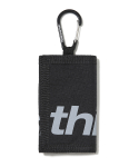 디스이즈네버댓(THISISNEVERTHAT) CORDURA® 330D Nylon SP Card Holder Black