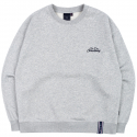 로맨틱크라운() RUNNING TRACK SWEAT SHIRT_GREY