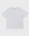 비슬로우() 20SS LIGHT WEIGHT BASIC T-SHIRT WHITE