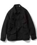 유니폼브릿지() 20ss canadian combat coat black