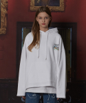 미드나잇 무브(MIDNIGHT MOVE) [unisex] graffity hood (white)