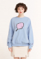 BIG CC SWEAT-SHIRT BLUE(CY2ASFM470A)