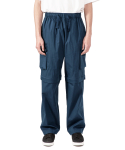 라이풀(LIFUL) EASY CONVERTIBLE CARGO PANTS prussian blue