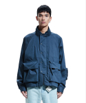 라이풀(LIFUL) COMFORT MOUNTAIN JACKET prussian blue