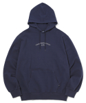디스이즈네버댓(THISISNEVERTHAT) S.W. ARC Hooded Sweatshirt Dark Navy
