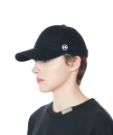 벤테즈() Side-Logo Cap (Black)