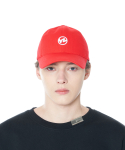벤테즈(VENTEZ) Logo Cap (Red)