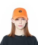 벤테즈(VENTEZ) Logo Cap (Orange)