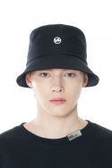 벤테즈() Logo Bucket hat (Black)