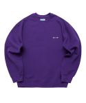 마크엠(MARKM) Basic Sports Logo Crewneck PU
