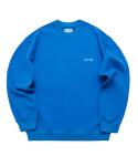 마크엠(MARKM) Basic Sports Logo Crewneck BL