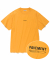 페이브먼트(PAVEMENT) ALL DAY T-SHIRT JS [YELLOW]