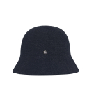 하이스쿨디스코(HIGH SCHOOL DISCO) BADGE BUCKET HAT_BLACK