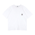 에스씨에스() [SS20] Pocket Tee(White)