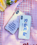 로라로라(ROLAROLA) (PC-20111) ROLA FLOWER JELLY PHONE CASE LAVENDER