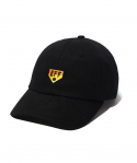 이벳필드() GRADATION HOMEBASE LOGO BALLCAP BLACK