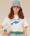 DOLPHIN T-SHIRTS_white