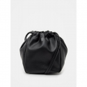 오이아우어() Mini Shoulder Bag in Black