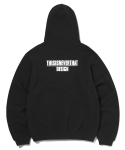 디스이즈네버댓(THISISNEVERTHAT) DESIGN Hooded Sweatshirt Black