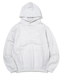 디스이즈네버댓(THISISNEVERTHAT) DESIGN Hooded Sweatshirt Light Grey