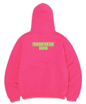 디스이즈네버댓(THISISNEVERTHAT) DESIGN Hooded Sweatshirt Pink