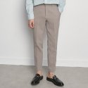 에이본(THE-ABON) M3421 R banding 9 slacks beige
