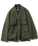 유니폼브릿지(UNIFORM BRIDGE) 20ss MxU 4pocket blazer khaki