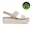 크록스(CROCS) 여성 BROOKLYN LOW WEDGE W MST (20SWWD206453)