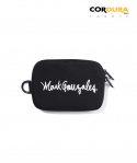 마크 곤잘레스(MARK GONZALES) M/G COIN POUCH BLACK