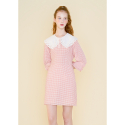 마가린핑거스(MARGARIN FINGERS) marchen collar one piece