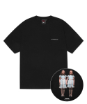 엘엠씨(LMC) LMC│THE SHINING TWIN GIRLS TEE black