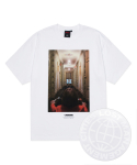 엘엠씨(LMC) LMC│THE SHINING HALLWAY PHOTO TEE white