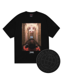 엘엠씨(LMC) LMC│THE SHINING HALLWAY PHOTO TEE black