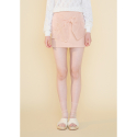 마가린핑거스(MARGARIN FINGERS) bow mini skirt