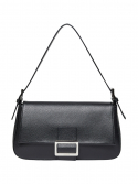 레이브(RAIVE) Real Leather Luke Bag in Black_VX0SG0830