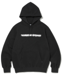 디스이즈네버댓(THISISNEVERTHAT) FD-Logo Hooded Sweatshirt Black