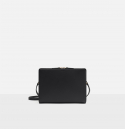 로서울(ROH SEOUL) Square medium shoulder bag Black