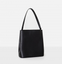 로서울() [20SS NEW]Aline Large Shoulder bag Black
