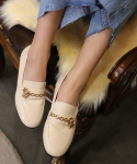 리플라() 20A702 cream loafer