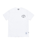 스티그마() VLT T-SHIRTS WHITE