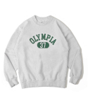 아웃스탠딩(OUTSTANDING) V.S.C SWEAT(OLYMPIA)_1% MELANGE GRAY