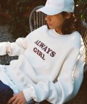 마크엠(MARKM) Always Girl Crewneck IV