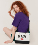 5252 바이 오아이오아이(5252BYOIOI) TWO WAY BIG SACOCHE BAG_white