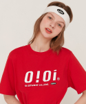 5252 바이 오아이오아이(5252BYOIOI) 2020 SIGNATURE T-SHIRTS_red