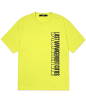 엘엠씨(LMC) LMC AUTHORIZED LOGO TEE lime