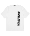 엘엠씨(LMC) LMC AUTHORIZED LOGO TEE white